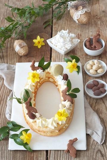 Rezept Letter Cake Ostertorte