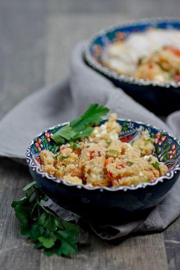 Rezept Liebster Couscous-Salat