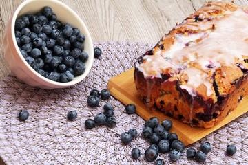 Rezept Lila Freuden: Saftig-leckerer Blaubeerkuchen