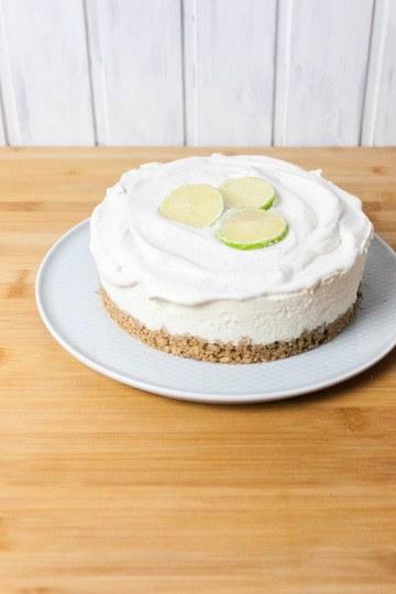 Rezept Limetten-Cheesecake