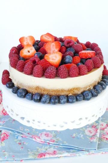 Rezept Limetten Haselnuss Torte