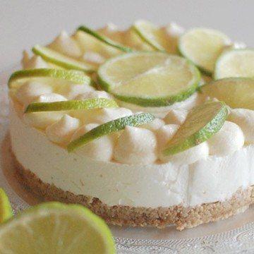 Rezept Limetten-Quark-Kuchen