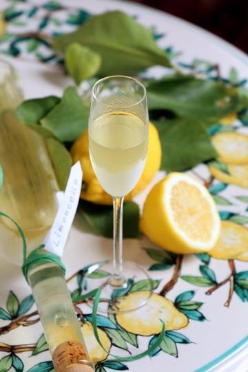Rezept Limoncello fatto in casa