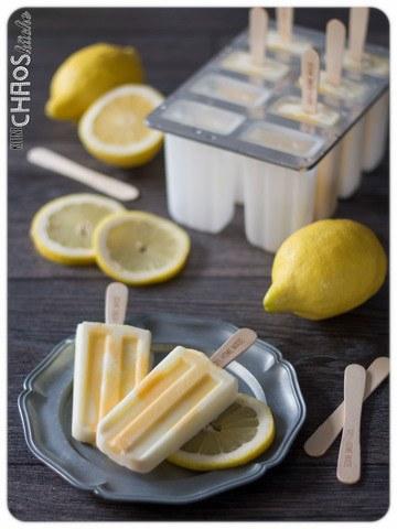 Rezept Limoncello Lemon Curd Popsicles