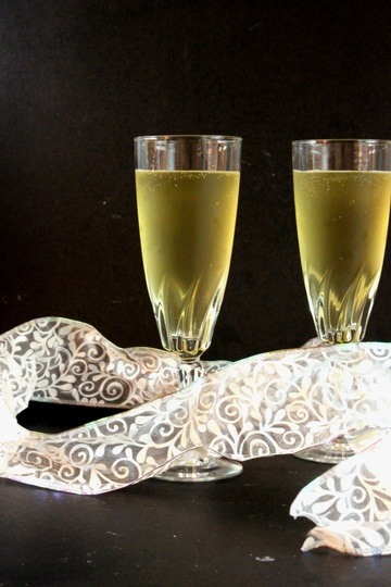 Rezept Limoncello - Prosecco Cocktail mit Cointreau
