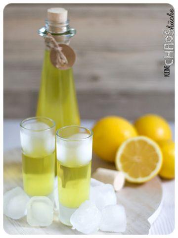 Rezept Limoncello