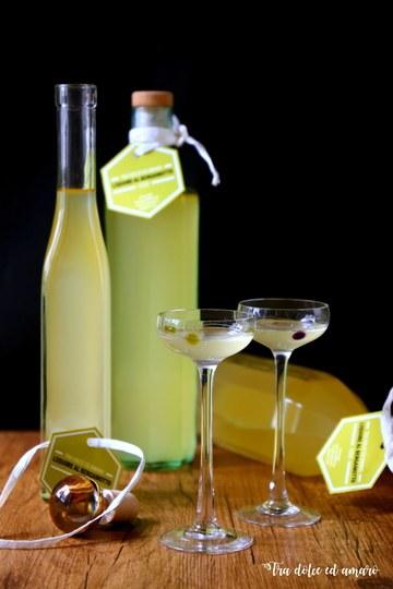 Rezept Liquore al bergamotto