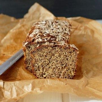 Rezept Low Carb-Brot