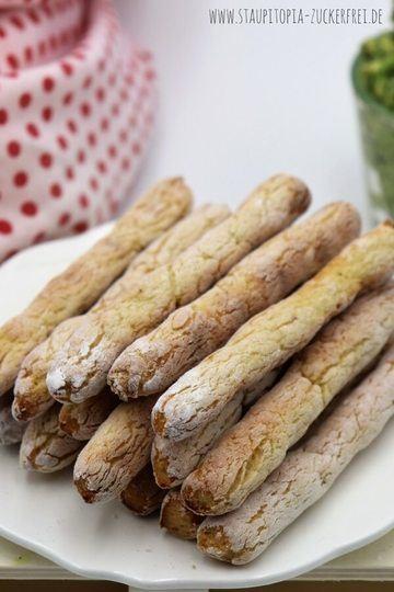 Rezept Low Carb Brotsticks - Das Brot zum Dippen