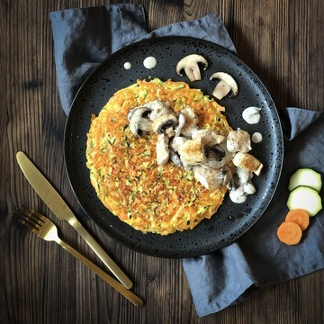 Rezept LOW CARB RÖSTI