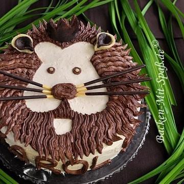 Rezept Löwen- Torte