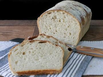 Rezept Luftig weiches Langschläfer Brot in 2 Varianten