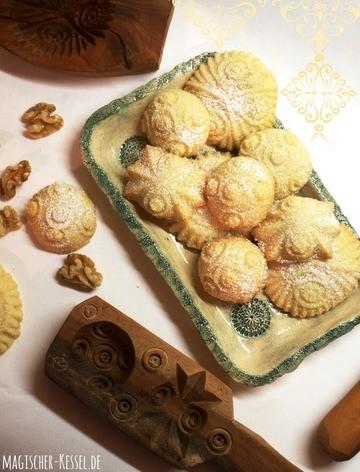 Rezept Ma'amoul – Kekse mal anders