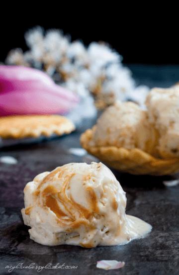 Rezept Macadamia-Eis