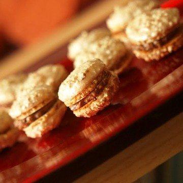 Rezept Macarons à la noix de coco