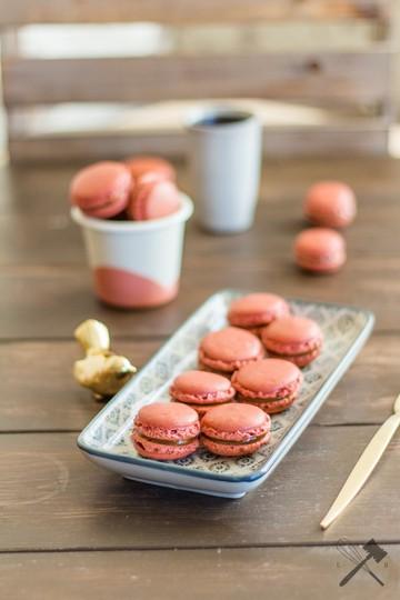 Rezept Macarons mit Salzkaramell