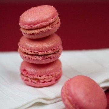 Rezept Macarons Rose de Resht