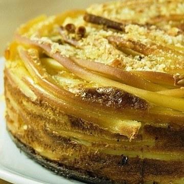 Rezept Maccheroni-Torte