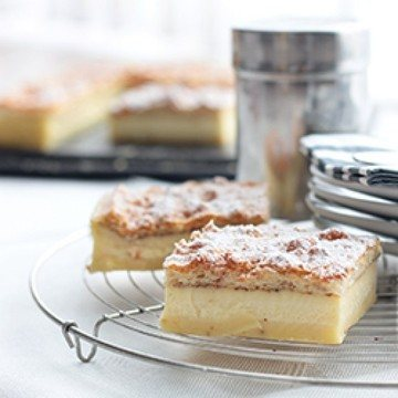 Rezept Magic Custard Cake