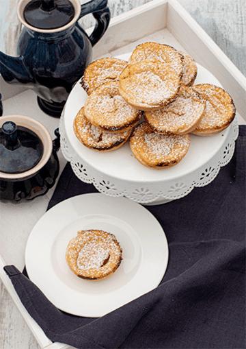 Rezept Maids of Honour – Kleine Käseküchlein aus Großbritannien