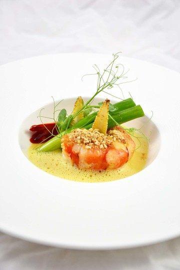Rezept Maissuppe - Garnele
