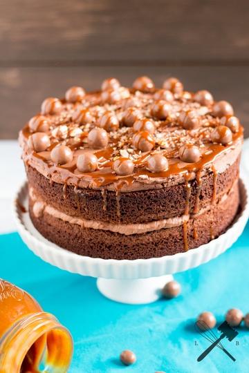 Rezept Malteser Schokoladen Torte