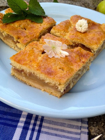 Rezept Mamas bester Apfelkuchen vom Blech
