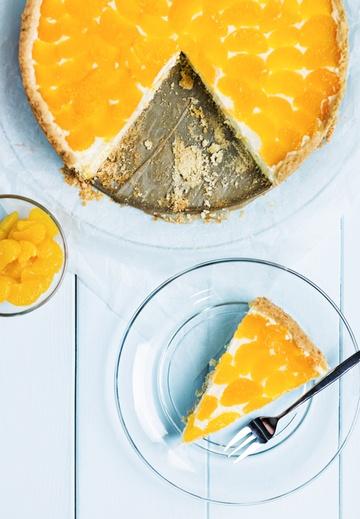 Rezept Mandarinen-Schmand-Kuchen