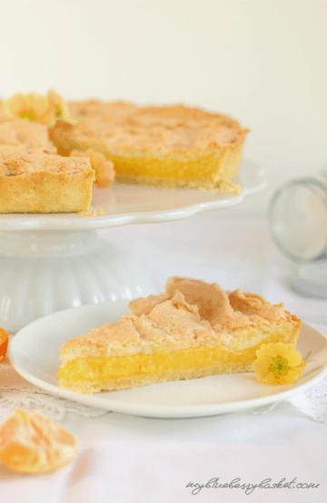 Rezept Mandarinen Tarte