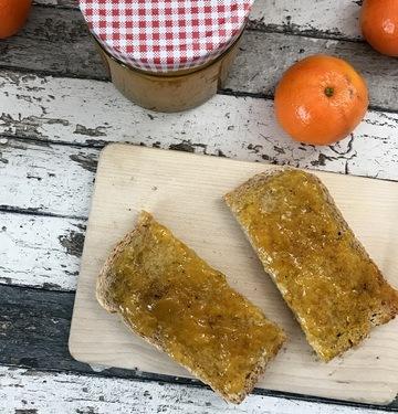 Rezept Mandarinen-Vanille-Marmelade