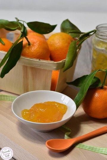 Rezept Mandarinenmarmelade