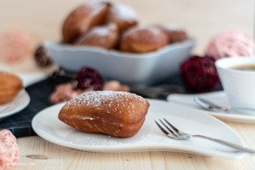 Rezept Mandazi kenianische Donuts