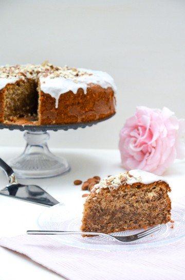 Rezept Mandel-Honig-Kuchen