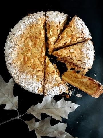Rezept Mandel Kuchen