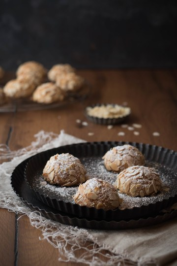 Rezept Mandorlini - italienisches Mandelgebäck