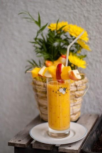 Rezept Mango Apfel Smoothie