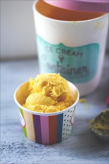 Rezept Mango-Frozen-Yogurt