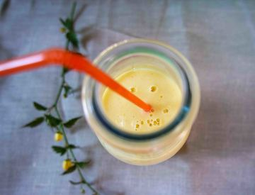 Rezept Mango-Lassi