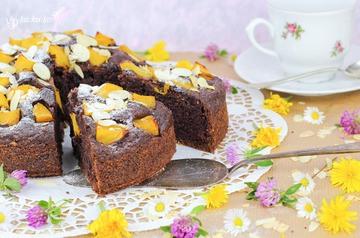 Rezept Mango-Mandel-Schoko-Kuchen