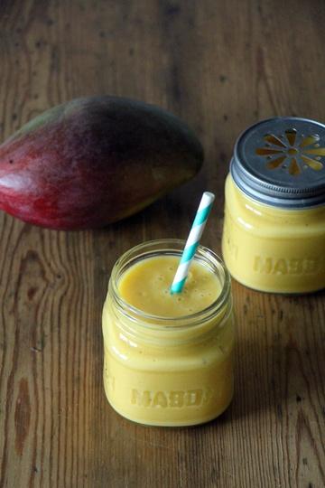 Rezept Mango Mandel Smoothie