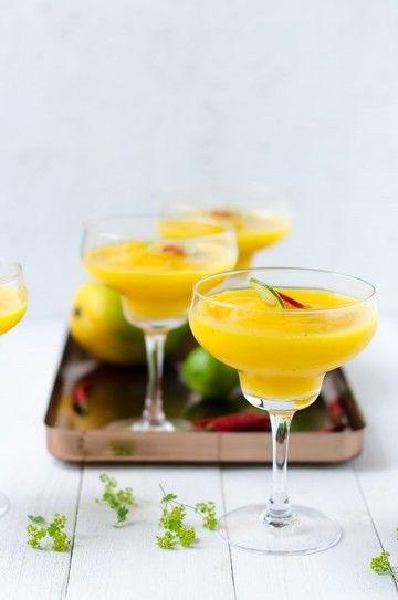Rezept Mango Margarita