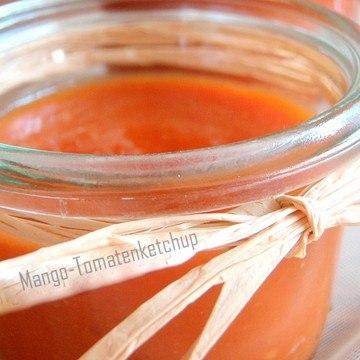 Rezept Mango-Tomatenketchup