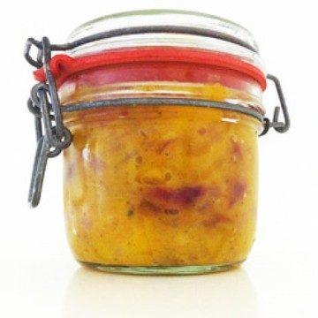 Rezept Mango-Zwiebel-Chutney ohne Zucker