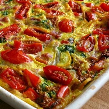 Rezept Mangold-Frittata