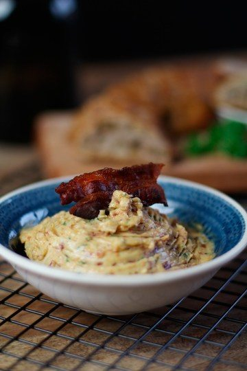 Rezept Maple Bacon Butter