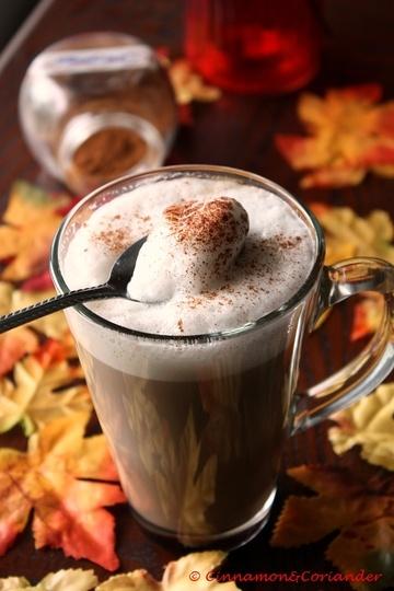 Rezept Maple Cappuccino
