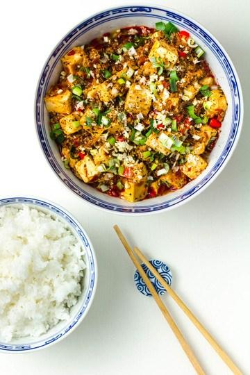 Rezept Mapo-Tofu