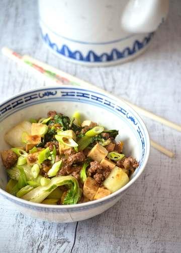 Rezept Mapo Tofu
