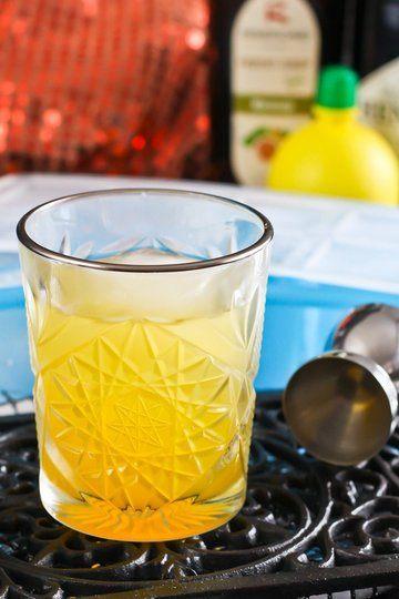 Rezept Maracuja Gin Fizz