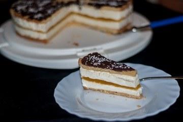 Rezept Maracuja Käsesahne Torte